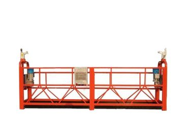 zlp500 aerial suspended platform cradle construction equipment for exterior wall
