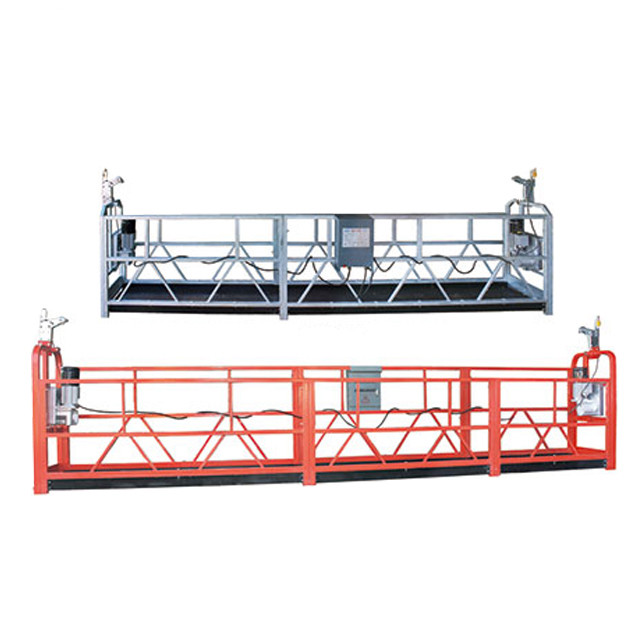High Rise Building Maintenance Window Cleaning Suspended Working Platform ZLP630
