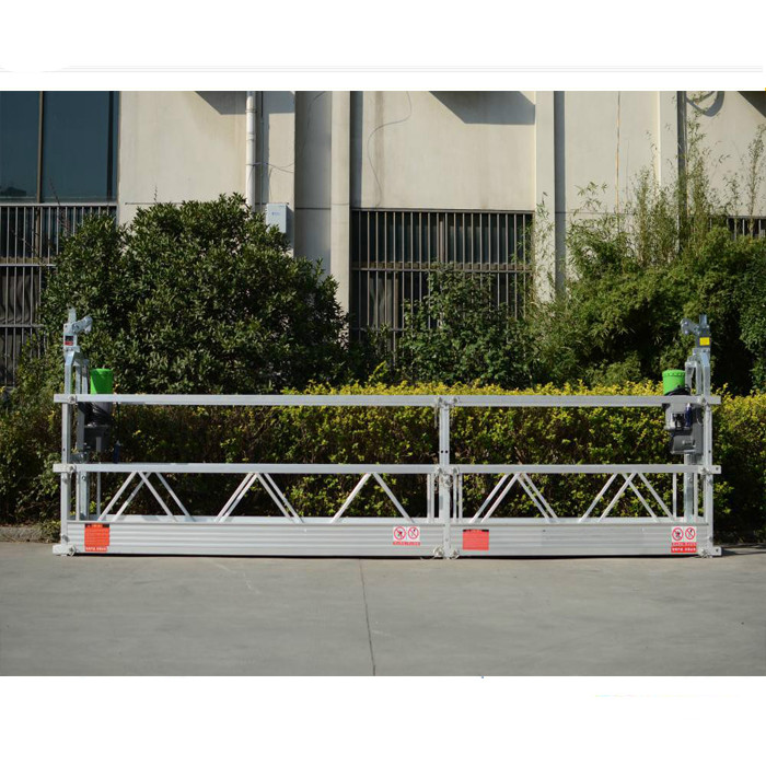 Mast Climbing Suspended Working Platform / mobile elevated work platform