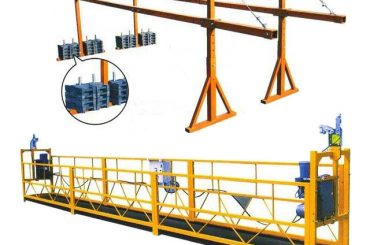 electric hoist for suspended platform & electric hoist cd1 type